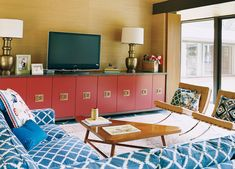 See more images from a classic ranch gets a modern makeover on domino.com