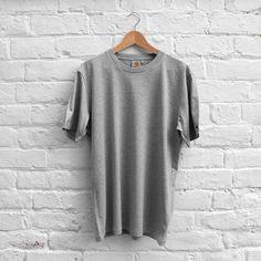 ae29c56ec6b Carhartt S S Base T-Shirt - Grey Heather - £17.99 Carhartt Shirts