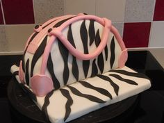Tarta Bolso Cebra