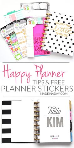 Come see why I love my new Happy Planner + planner…Edit description