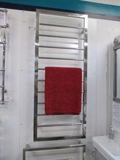 Nice big ladder towel rail from Zip 164 Adelaide Rd Newtown