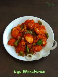 Manchurian doesnt need any introduction, this Indo chinese foods are prepared usually with a vegetable or a meat. Marinated meat or veggies...