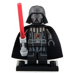 """- Minifigure from Star Wars - Darth Vader - 2"""" tall - Not Lego Brand - Shipping costs are determined by USPS.com"""