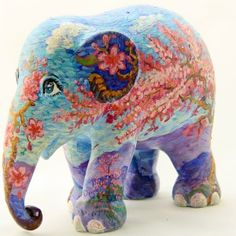 Elephant Parade - Thai Sakura. Pretty