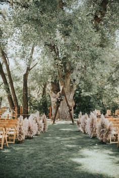 15 Whimsical Wedding Aisle Ideas with Pampas Grass boho chic forest wedding ceremony decoration ideas. wedding aisle 15 Whimsical Wedding Aisle Ideas with Pampas Grass Wedding Aisles, Wedding Ceremony Ideas, Wedding Venues, Wedding Backdrops, Wedding Ceremonies, Ceremony Backdrop, Wedding Reception, Whimsical Wedding, Chic Wedding
