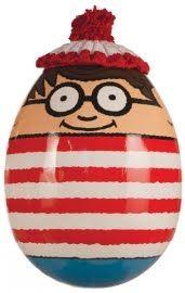 Where's Wally Egg
