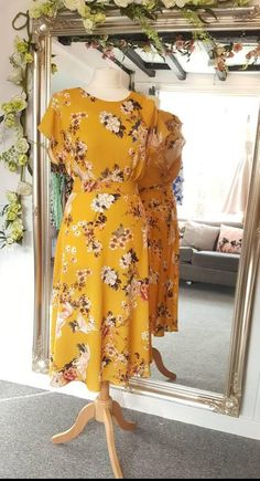 1940s dress handmade vintage inspired Ella dress
