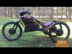 Электромобиль своими руками. Электротрайк offroad. - YouTube Electric Bike Review, Adult Tricycle, Motorised Bike, Bicycle, Motorcycle, Paracord, Garage, Cars, Cars Motorcycles