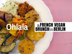 Ohlala - A French Vegan Brunch in Berlin