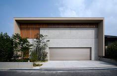 木原千利設計工房:赤四手の家