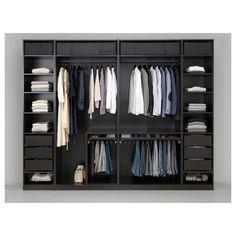 ПАКС Гардероб - IKEA