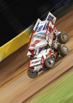 Sprint Cars at the World of Outlaws World Finals