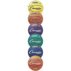 Competitive Edge Products, Inc is happy to offer the brilliant Champion Sports Outdoor Rubber 27.5 Junior Basketball. This official junior size 27.5 inch basketball features a rubber cover with a nylon wound two ply butyl bladder to keep the air in. Ball is made of heavy duty construction with available colors of red, orange, yellow, green, blue, or purple.