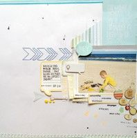 A Project by Monika Glod from our Scrapbooking Gallery originally submitted 03/18/13 at 06:16 PM