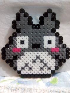 Totoro hama bead