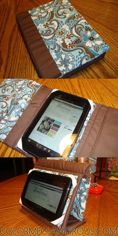 DIY Tutorial: DIY Iphone / Ipad Case / DIY Kindle Fire Case - BeadCord