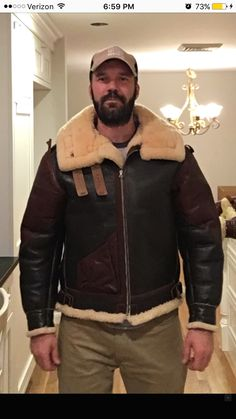 Patrick Fillion Master And Slave Leather Muscle