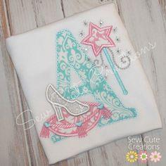 Glass Slipper Shirt Cinderella shirt Princess shirt Cinderella