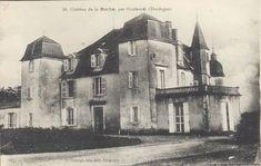 Château de la roche en dordogne