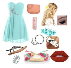 """""""Untitled #9"""" by delaneyrodger on Polyvore featuring Avenue, Michael Kors, ASOS, Kate Spade and Lime Crime"""