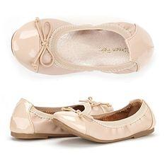 Dream Pairs FLEXSOLE-K Girl's Summer Ballet Flats Comfortable Slip On Elastic Ballerina Shoes Flexible (Toddler/ Little Girl) DREAM PAIRS http://www.amazon.com/dp/B011XHEV30/ref=cm_sw_r_pi_dp_K531wb0GA96QR