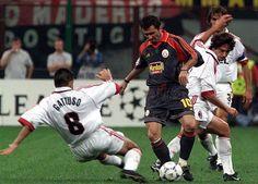 Gheorghe Hagi vs AC Milan, 1999/2000.