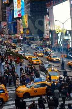 Times Square - New York Times Square New York, New York City, To Go, Nyc, Places, Summer, Travel, Summer Time, Viajes