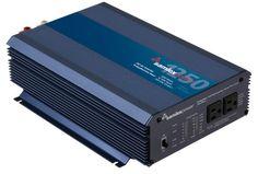 Samlex PSE-12125A Modified Sine Wave Inverter, Input: 12 VDC, Output: 120 VAC, 1250 Watts