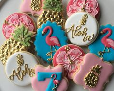 This listing is for one dozen Lingerie Sugar Cookies. A perfect addition to your Bachelor/Bachelorette Party or Shower! This collection can be totally customized. Choose your cookies, your colors, even add a special cookie with your own sentiment. Each cookie can also be wrapped individually and given as party favors. Its up to you! Need more than 12? Simply send me a message, I love custom orders. ********Please contact me before placing your order to ensure availability. Ordering as early…