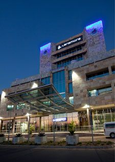 My hotel for the trip. Lansmore Masa Square - Lonrho Hotels -  Botswana (Gaborone)