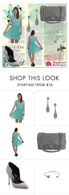 """""""Be Stunning! 5"""" by happinessbtq ❤ liked on Polyvore featuring Chanel and Manolo Blahnik"""