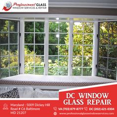 Professional Glass Window Services and Repair provide only the best service and the highest quality products in the Washington DC areas. We are your trusted partner for your window repair and replacement needs.   #windowglassrepair #DCwindowglassrepair #residentialglassrepair #emergencyboardup #commercialglassrepair #emergencyglassrepair #glassrepair #glassreplacement #VA #DC #MD
