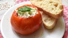 5 or less: Gevulde tomaten met ricotta