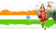 Jai Bharat Mata HD Wallpaper Full Size for Desktop Download