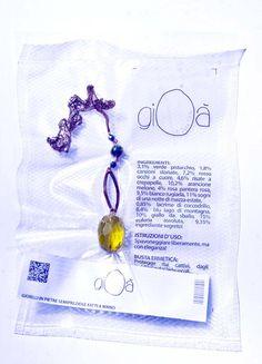 new Gioa's packaging