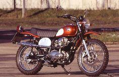 Dötsch-Kawasaki W650 Scrambler Fahrbericht von Winni Scheibe