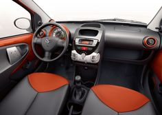 Toyota Aygo red interior for the book, Toyota Aygo, Red Interiors, Cars, Book, Vehicles, House, Vintage, Home, Autos