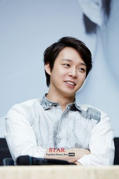 Yoochun - Press Conference for 2014 JYJ Concert in Taipei 140911