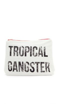 Samudra Tropical Gangster Clutch