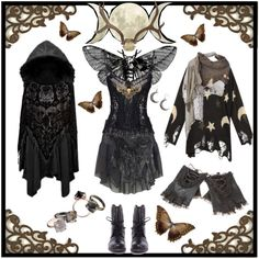 """""""*Forest witch 1*"""" by pagana on Polyvore"""