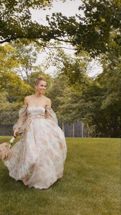 bhldn on Instagram: An entire meadow of wildflowers in one gown? That's Sylvie.