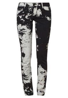 Cimarron - JACKIE TIE AND DIE - Slim fit jeans #style