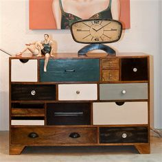 KARE Design Malibu 14 Drawer Dresser