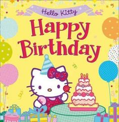 Hello Kitty Wallpaper Happy Birthday