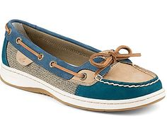Sperry Top-Sider Angelfish Tri-Tone Slip-On Boat Shoe