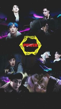 EXO POWER WALLPAPER