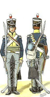 British Army Uniform, British Uniforms, Waterloo 1815, Battle Of Waterloo, Military Uniforms, Military Art, Empire, Napoleonic Wars, Great Britain