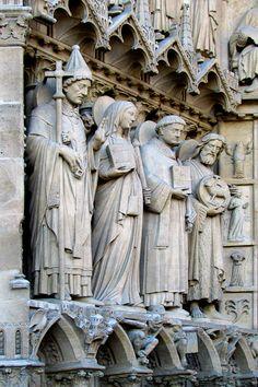 Notre Dame, Paris by Barbara Eggermann