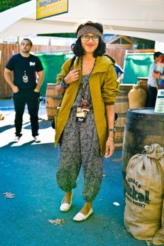 28 Chic Snaps From FreeFest To Inspire Your Style Game