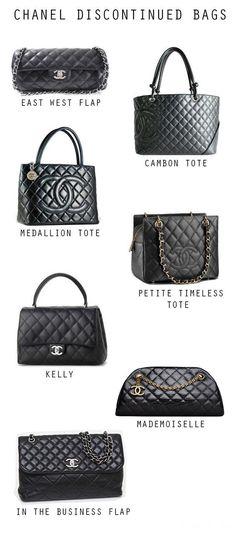 d0a5a34c2 Chanel Handbags & more Bolsas Luxo, Bolsas De Grife, Bolsas De Couro,  Carteira